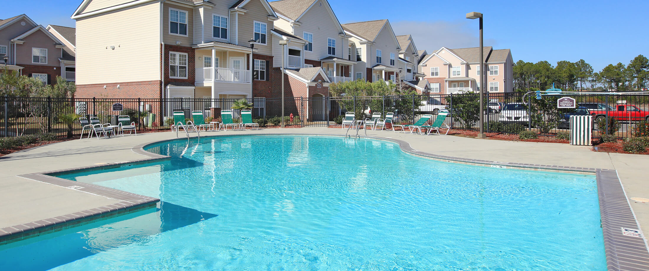 Bridgewater Park Apartments In Biloxi Ms